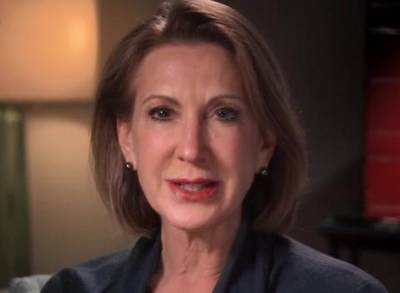 News video: Carly Fiorina Announces She's Running For President