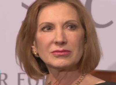 News video: Carly Fiorina: 'I'm Running for President'