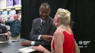 News video: Dr. Ben Carson to Enter 2016 Presidential Race